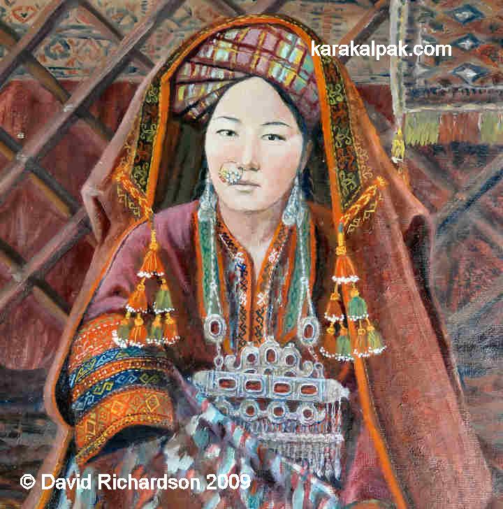 Qaraqalpaq Jewellery